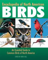 Encyclopedia of North American Birds