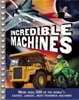 Incredible Machines