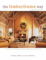 The Timberframe Way