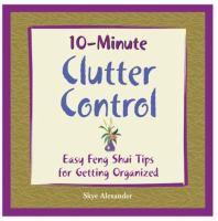 10 Minute Clutter Control