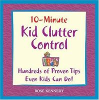 10-minute Kid Clutter Control