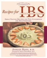 Recipes for IBS, Irritable Bowel Syndrome