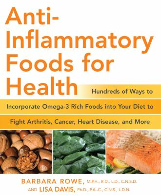 Cover image for Anti-inflammatory Foods for Health