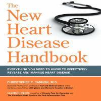 The New Heart Disease Handbook