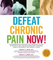 Defeat Chronic Pain Now!