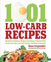 1001 Low-carb Recipes