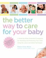 The Better Way to Care for your Baby