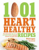 1001 Heart Healthy Recipes