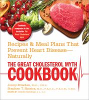 The Great Cholesterol Myth Cookbook