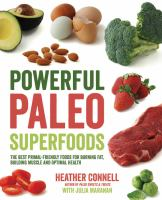 Powerful Paleo Superfoods