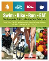 Swim, Bike, Run--eat