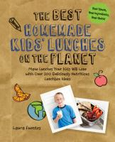 The Best Homemade Kids' Lunches on the Planet