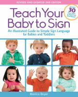 Teach your Baby to Sign
