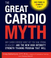 The Great Cardio Myth