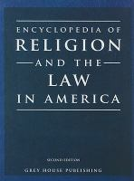 Encyclopedia of Religion and the Law in America
