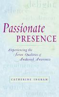 Passionate Presence