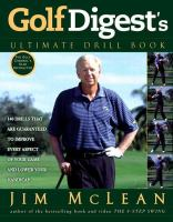 Golf Digest's Ultimate Drill Book
