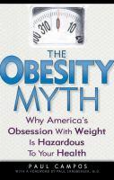 The Obesity Myth
