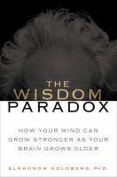 The Wisdom Paradox