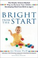 Bright From the Start
