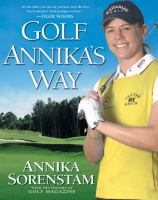 Golf Annika's Way