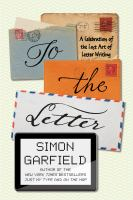 To the Letter