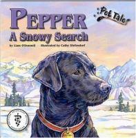 Pepper, A Snowy Search