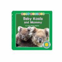 Baby Koala and Mommy