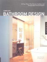 Complete Bathroom Design