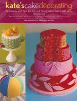 Kate's Cake Decorating