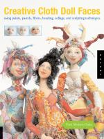 Creative Cloth Doll Faces