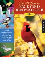 The All-season Backyard Birdwatcher