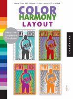 Color Harmony Layout