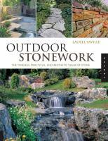 Outdoor Stonework