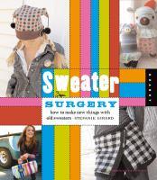 Sweater Surgery