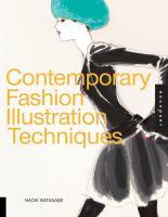 Contemporary Fashion Illustration Techniques