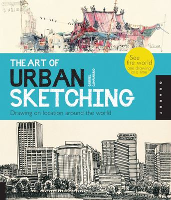 Art of Urban Sketching book cover