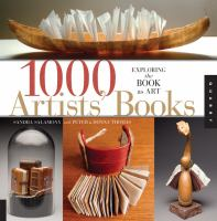1000 Artists' Books