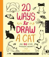 20 Ways to Draw A Cat