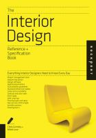 The Interior Design Reference + Specification Book
