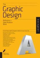 The Graphic Design Reference + Specification Book