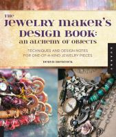 The Jewelry Maker's Design Book
