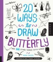 20 Ways to Draw A Butterfly