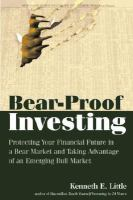 Bear-proof Investing