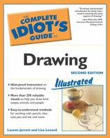 The Complete Idiot's Guide to Drawing, Illustrated
