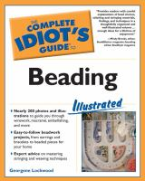 The Complete Idiot's Guide to Beading Illustrated