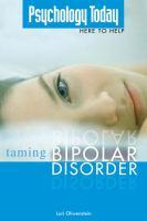 Taming Bipolar Disorder