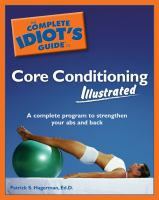 The Complete Idiot's Guide to Core Conditioning Illustrated