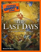 Complete Idiot's Guide to the Last Days