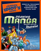 The Complete Idiot's Guide to Drawing Manga Illustrated